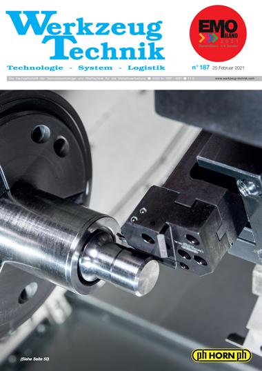 Couverture magazine Machines Production