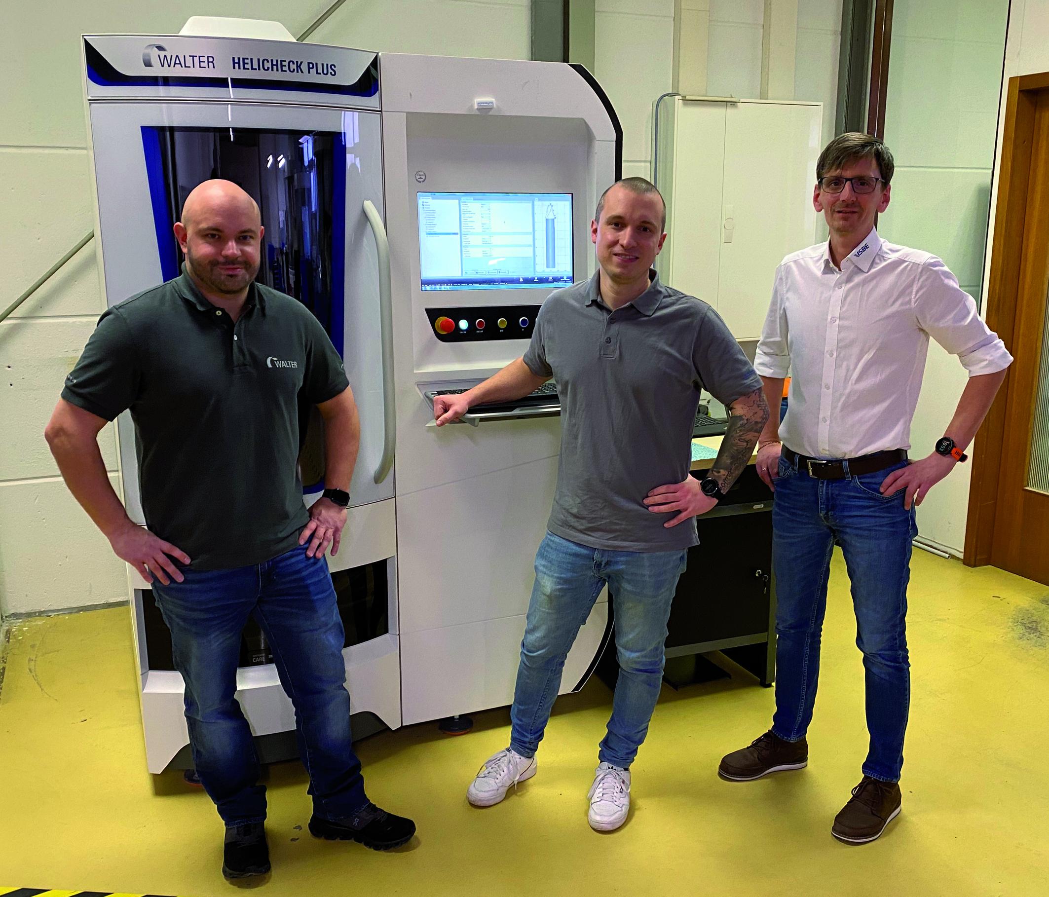 Schreurs-Tools GmbH, Walter Maschinenbau GmbH und ISBE GmbH: Effizienz und Perfektion mit der GDX®box