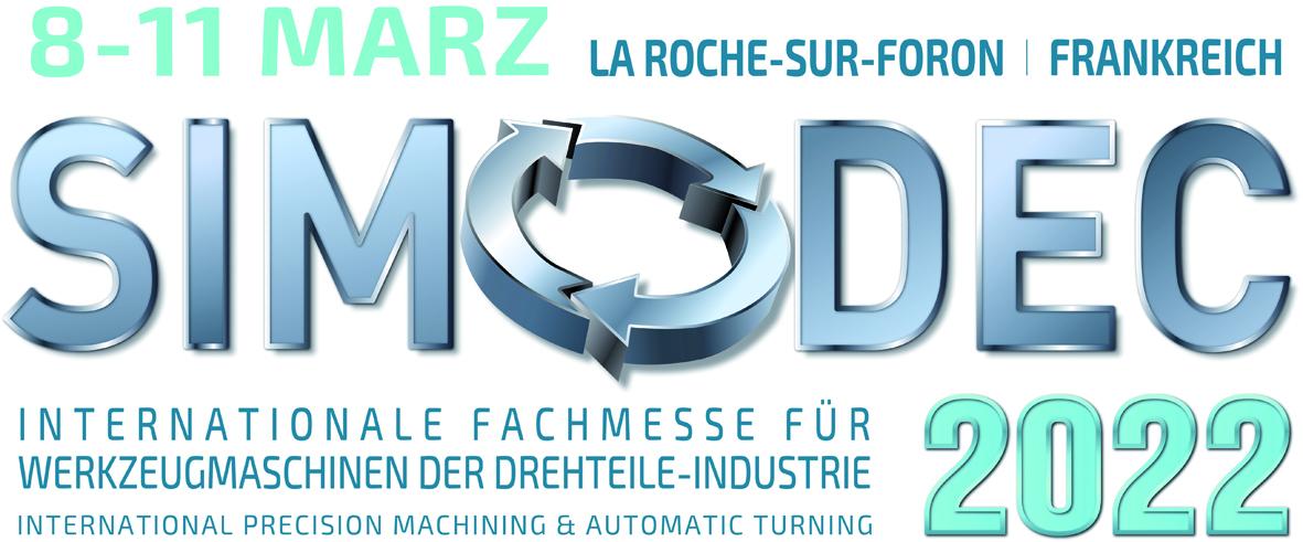 Die neue SIMODEC findet vom 8. Bis 11. März 2022 statt