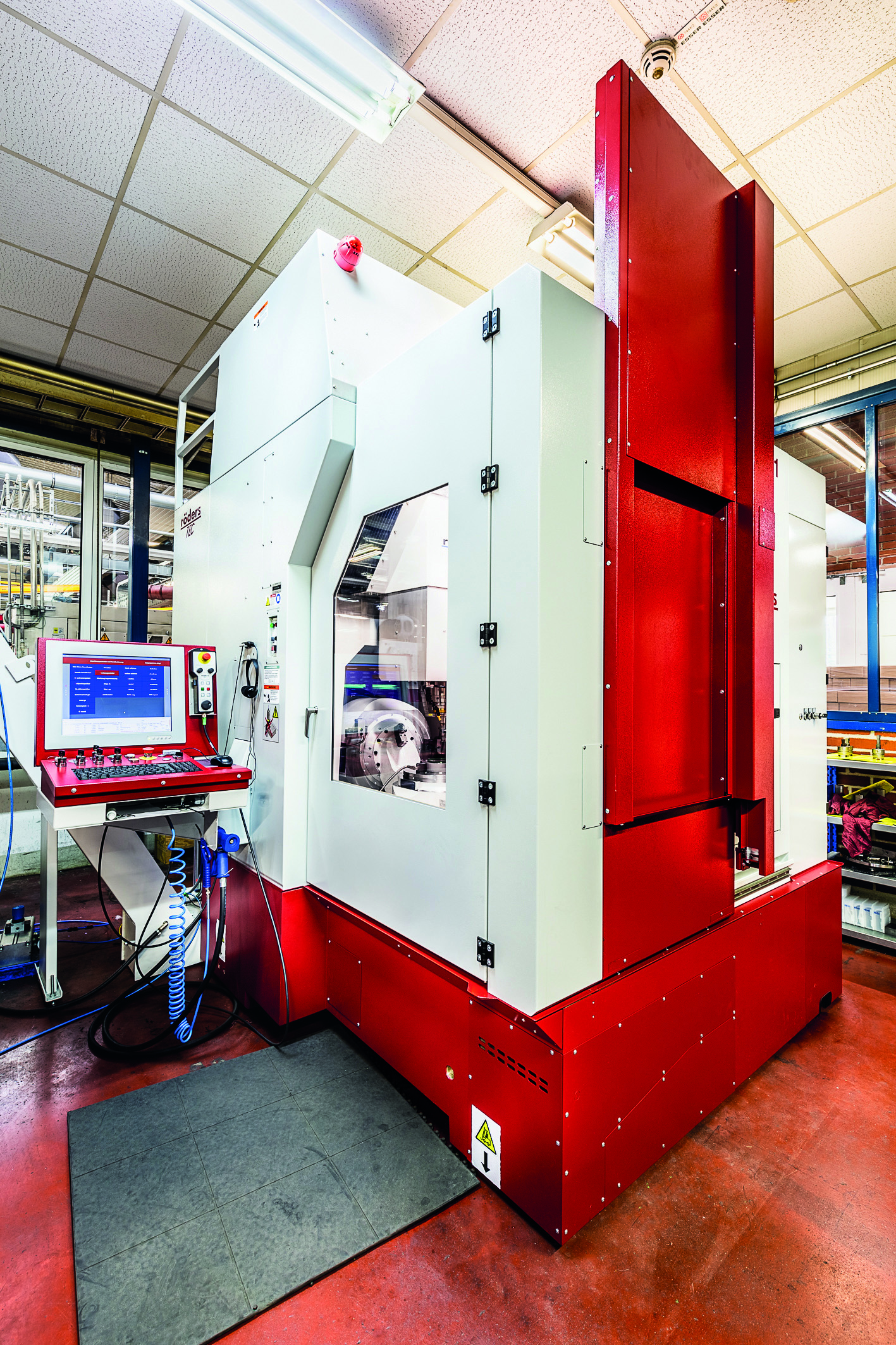 New technologies for carbide milling