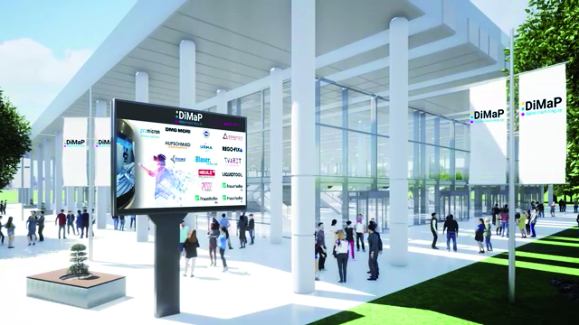 Digital Machining Market Place – DiMaP goes hybrid