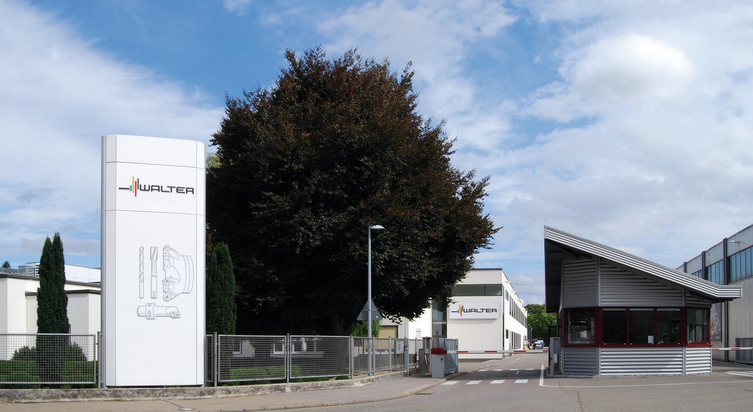 Walter will Produktion in Tübingen verkleinern und Standardprodukte nach China verlagern